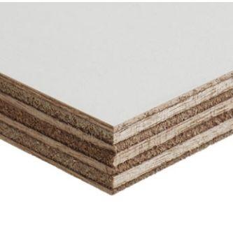 Okoume multiplex gegrond 2500x1220 mm