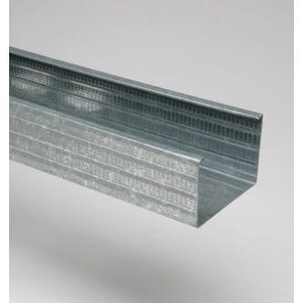 MSV 100 7500 mm verticaal metalstudprofiel / bundel 8 stuks