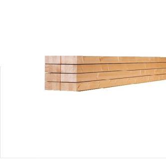 Vurenhout klasse C 50x100 mm